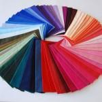 Цветные драпировки